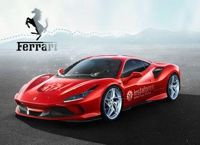 Win Ferrari from InstaForex!